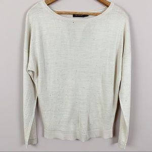 💰The Limited Rhinestone Sweater
